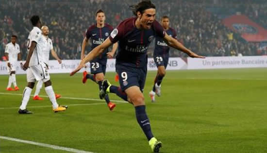 Paris Saint Germain 3 - 0 Nice: Neymar's absence no problem for PSG as they brush aside Nice