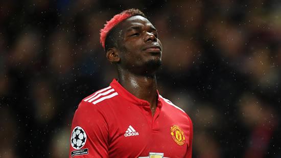 Jose Mourinho has `no idea` when Paul Pogba will return but Marcos Rojo back in November
