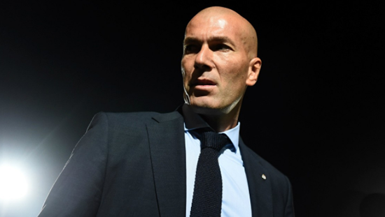 CRISIS IN CATALUNYA: ZIDANE FEELING THE HEAT FOR FIRST TIME AFTER MADRID MELTDOWN