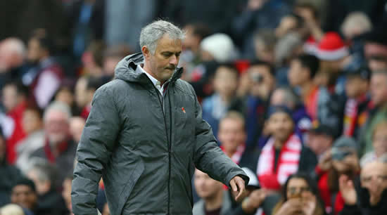Mourinho: Man Utd fans can boo who they want