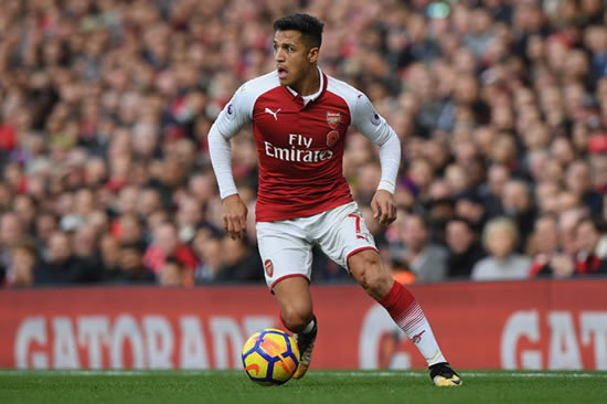 Arsene Wenger backs struggling Alexis Sanchez to deliver against Manchester City