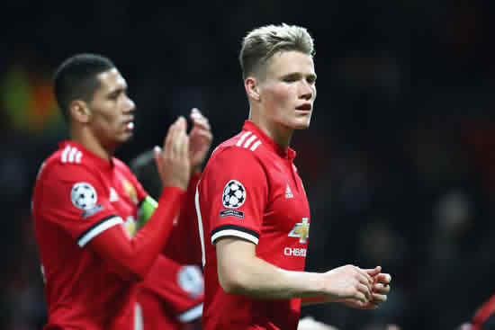 Scott McTominay backed to become a big star for Manchester United