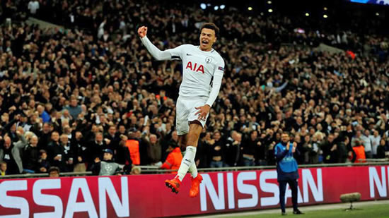 Real Madrid are paying close attention to Dele Alli
