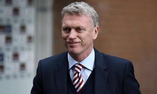 West Ham lining up David Moyes to replace Slaven Bilic as coach