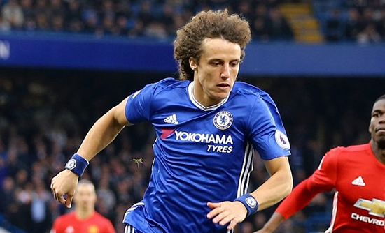 Chelsea defender Luiz dropped twice in one week after Brazil omission