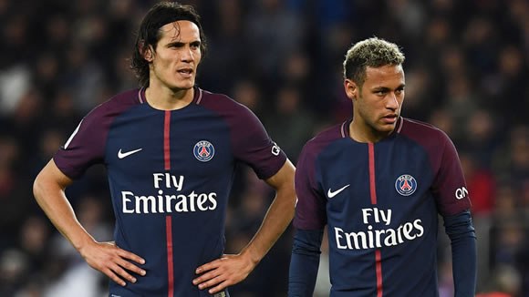 Emotional Neymar wants end to 'false' stories about frosty relationships at PSG