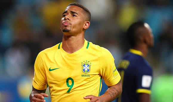 Manchester City star Gabriel Jesus is Brazil's new Ronaldo - Dani Alves