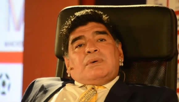 Maradona offers to return as Argentina boss in response to Nigeria loss