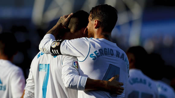 Public disagreements straining Cristiano Ronaldo and Ramos' relationship