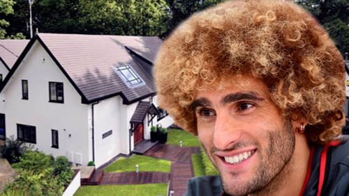 Fancy Working For Fellaini And Pogba? This Job At Manchester United Is Just For You