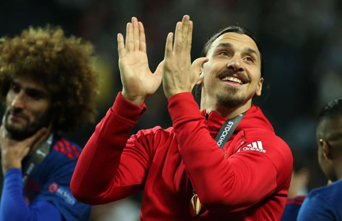 Three ways Man United could line up with Zlatan Ibrahimovic at number 10