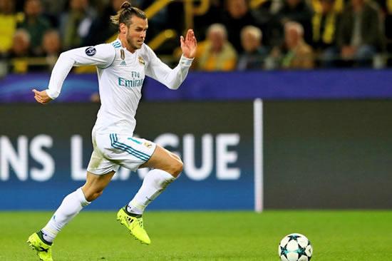 Man Utd to hunt down Real Madrid star Gareth Bale if Antoine Griezmann snubs move