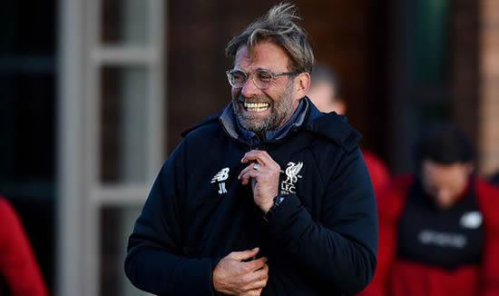 Liverpool news: Jurgen Klopp insists only losing matches can kill him