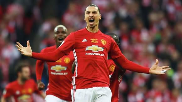 Lukaku, Ibrahimovic can play together at Manchester United - Mourinho