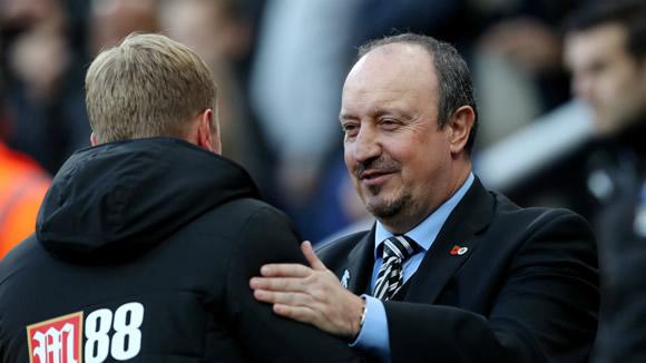 Benitez: Mourinho is great but I`m more concerned about Lukaku