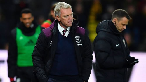 Watford 2 - 0 West Ham United: David Moyes begins West Ham reign with 2-0 loss at Watford
