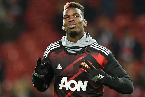 Man Utd star Paul Pogba has much to learn before Steven Gerrard comparisons - Rafa Benitez