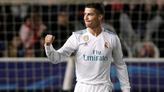 Cristiano Ronaldo hits 100 European goals for Real Madrid