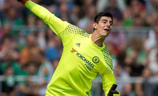Chelsea keeper Courtois: Roma thrashing turned our season around