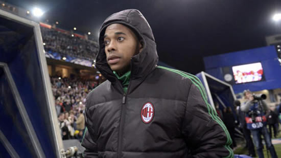 Robinho is sentenced to nine years in prison for sexual abuse