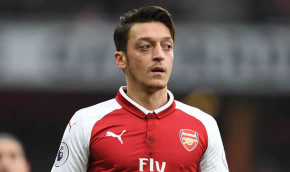 Mesut Ozil Barcelona transfer being disrupted by Real Madrid star