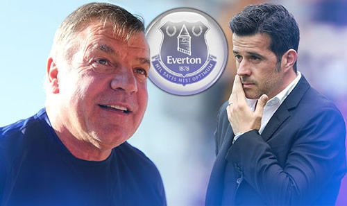 Everton to appoint Sam Allardyce as new manager soon