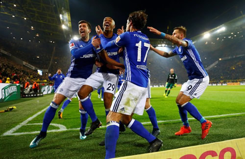 FC Schalke are on a trolling spree after huge comeback against derby rivals Borussia Dortmund