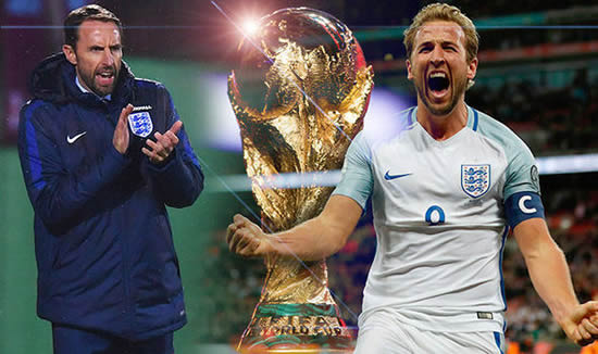 England boss Gareth Southgate sends message to Harry Kane ahead of World Cup draw