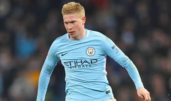 Real Madrid make audacious attempt to sign Kevin De Bruyne… but there is one issue