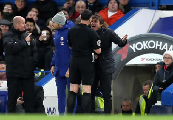TROUBLE AND WIFE Antonio Conte reveals FA fine means he will be cancelling wife's birthday celebrations