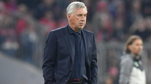 Ancelotti wants Serie A to be reduced from 20 teams to 18