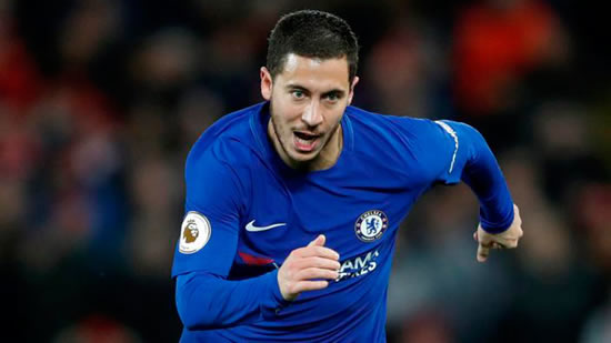 Hazard rejects new Chelsea deal to wait on Real Madrid