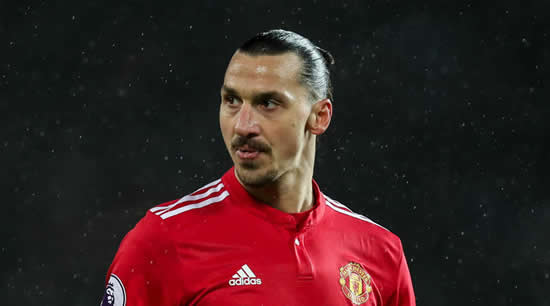 Zlatan has a big chance - Mourinho gives Manchester derby selection hint