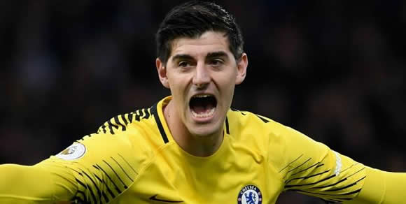 Courtois open to Real Madrid move amid Chelsea exit admission