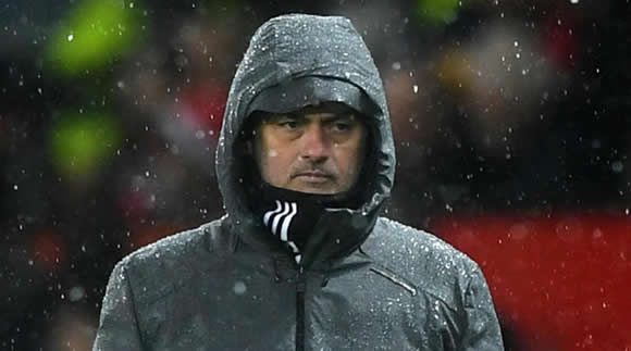 I'd be in Brazil if the title race was over – Mourinho