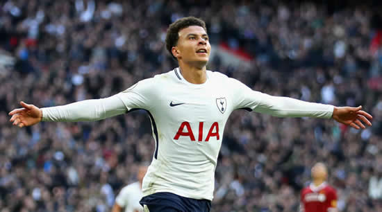 Spurs star Alli not concerned with plateau in form