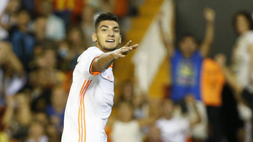 Valencia's Rafa Mir to join Real Madrid for half a million