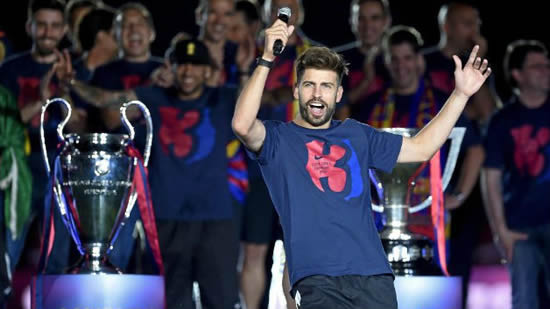 Fans predict treble glory for Barcelona in 2018