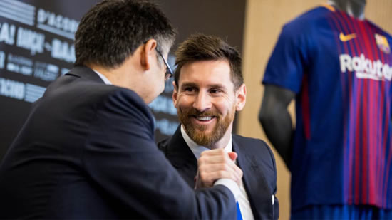 Messi imposes clause to leave for free if Catalan independence affects Barcelona