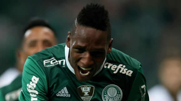 Mina wants immediate Barcelona move, Palmeiras confirm