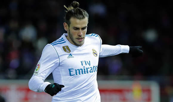 Mourinho aims to land Gareth Bale from Real Madrid THIS MONTH