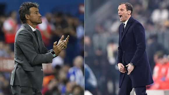 Luis Enrique and Allegri emerge as favourites to replace Conte at Chelsea