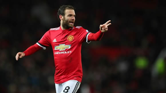Juan Mata Man United Can Catch Man City In Premier League