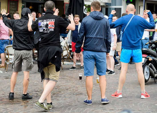 England football fans are avoiding the World Cup out of fear of Russian hooliganism