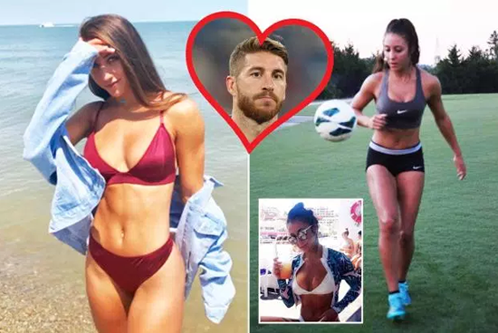 Meet Abby Elinsky… the stunning footballer who has a crush on Real Madrid defender Sergio Ramos