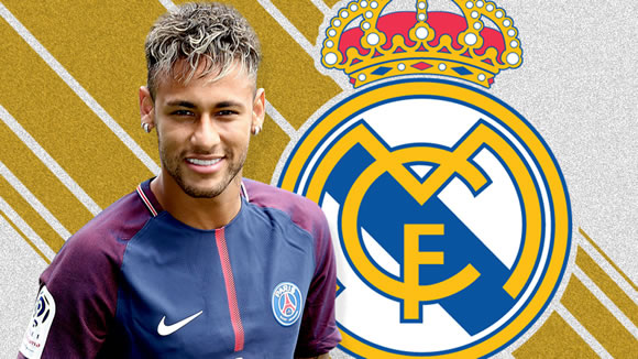 Neymar, Real Madrid and a common future
