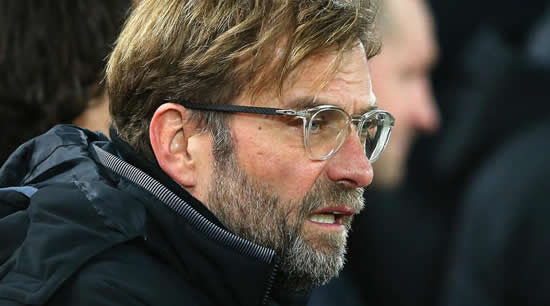 Klopp challenges ailing Liverpool stars to show they are world class