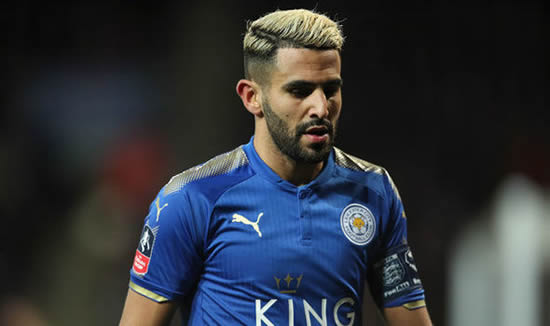 Leicester news: Riyad Mahrez to be fined £200,000 and forced to apologise to team-mates