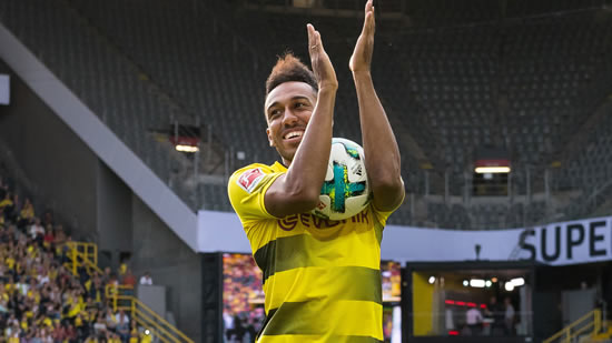 Aubameyang admits 'I am a crazy child' in apology to Borussia Dortmund fans