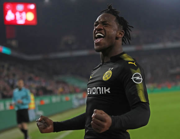 Chelsea fans cannot believe what Michy Batshuayi has done